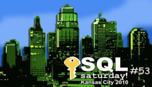 SQL Saturday KC