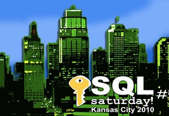 We're sponsoring SQL Saturday , Kansas City!