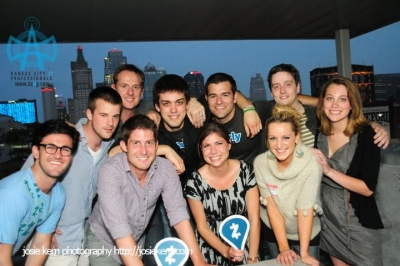 Kansas City Information Technology Professionals Zaarly Launch Event