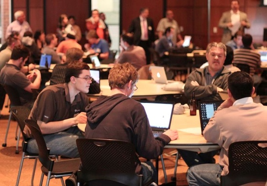 Kansas City IT Professionals Capture The Flag Competition