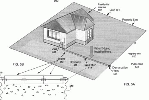 Google Fiber Patent Image