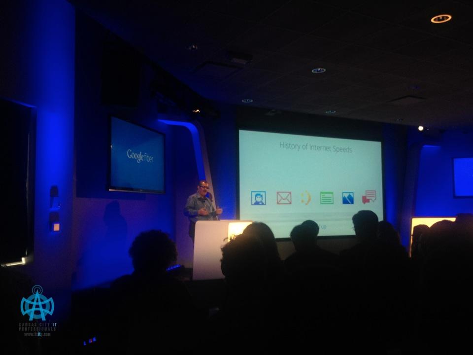 Milo Medin - VP Access Services - Talks about Google Fiber in Kansas City