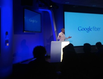 KCITP on the scene: Kansas City Google Fiber Launch!
