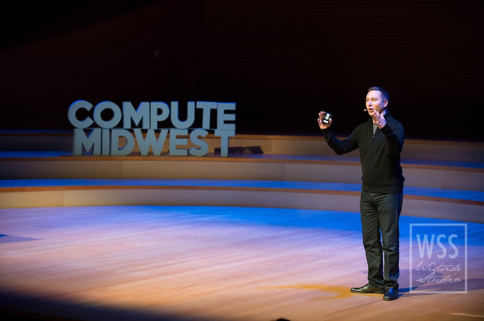 Zach Kaplan, Chief Executive Officer Of Inventables - Speaks At Compute Midwest