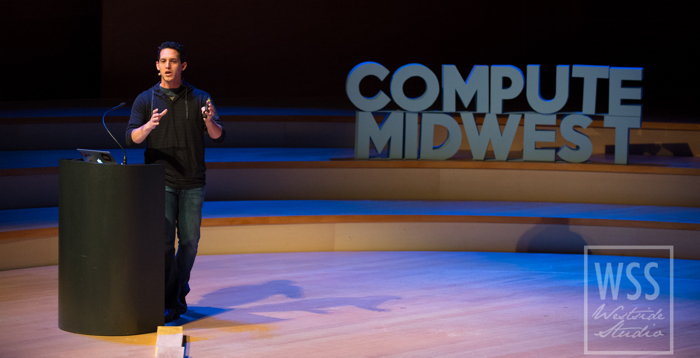 Scott Chacon, CIO Of Github - Speaks At Compute Midwest