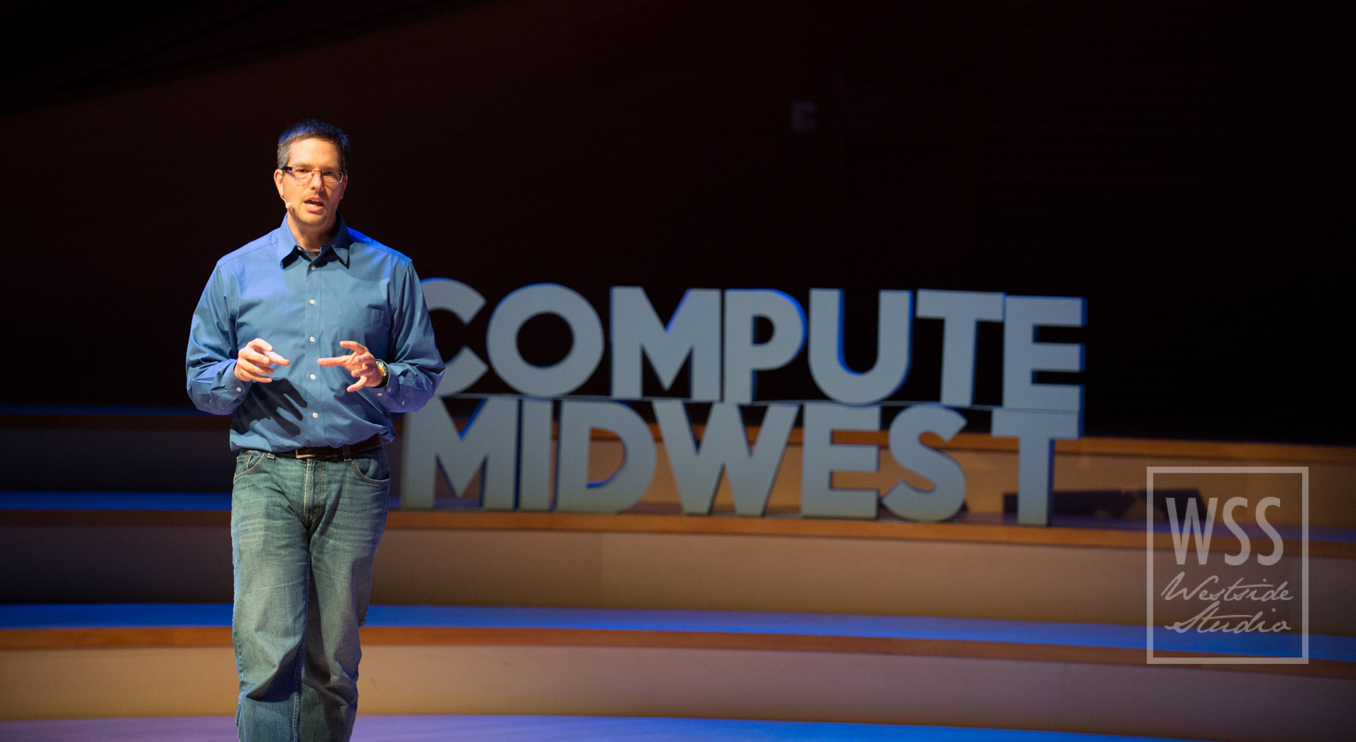 Brad Abrams, Product Manager For The Google Cloud Platform Team - Speaks At Compute Midwest