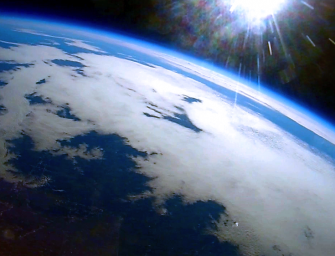 Dare Mighty Things: How We Took One Epic Leap…21 Miles Into Space [VIDEO]
