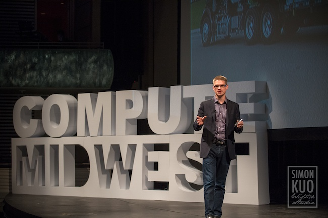 Chris Kemp - Founder, Nebula - Speaks At Compute Midwest 2013