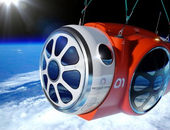 Could You Travel To The Edge Of Space? Learn About The Woman Inventing This Future