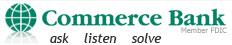 Commerce Bank Logo