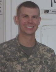 A message of courage from Iraq: KCITP interviews Sgt Nathan Nebelsick