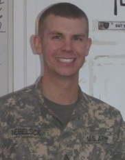 Army NG Sergeant Nathan Nebelsick