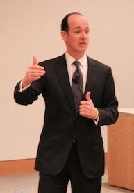 Enrique Salem, CEO Of Symantec Keynote Address To Kansas City IT Professionals