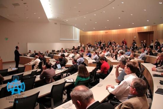Kansas City IT Professionals InfoSec Keynote by Enrique Salem, CEO of Symantec