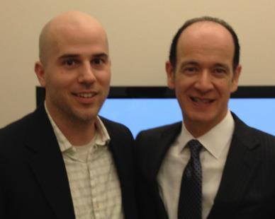 Mike Gelphman , Founder of Kansas City IT Professionals interviews Enrique Salem CEO of Symantec