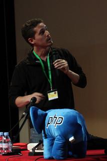 Scott Chacon, CIO of Github