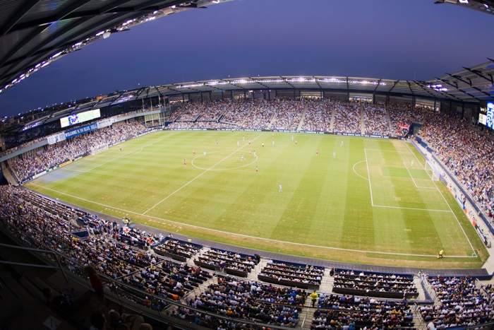 Sporting Park KC