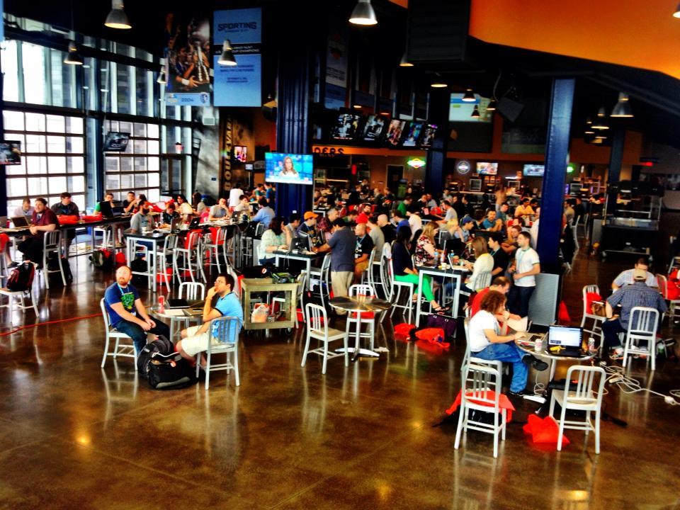 Kansas City Hackathon - Hack The Midwest 2013