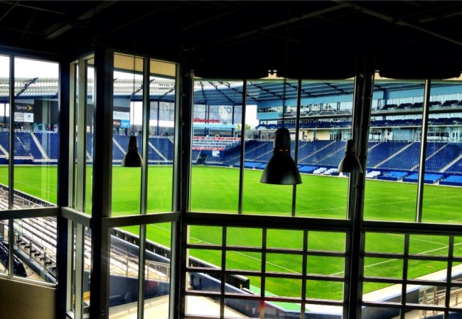 Sporting Park Kansas City - Hack The Midwest