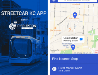 The Disruption Institute Launches Streetcar KC App To Help You Find Your Way Around Downtown
